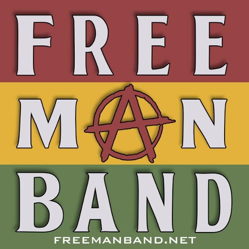 Free Man Band Logo